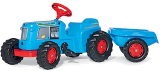 Rolly Kiddy Classic pedálos traktor utánfutóval, RollyToys