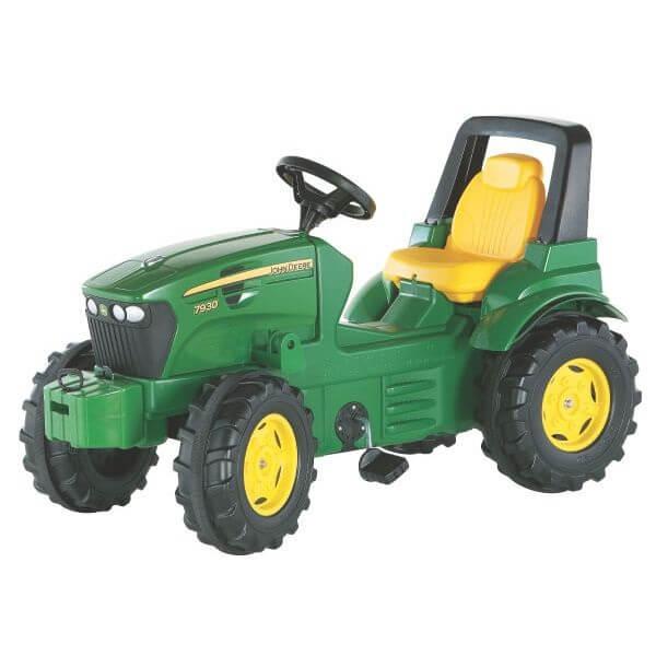John Deere 7930 pedálos játék traktor, Rolly Toys