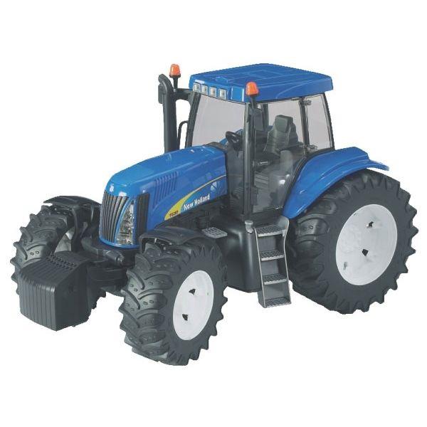 New Holland T8040 játék traktor, Bruder