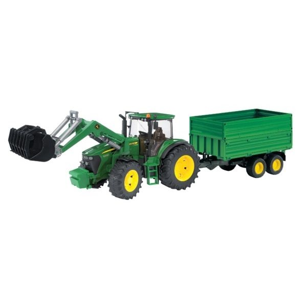 John Deere 7930 játék traktor, Bruder