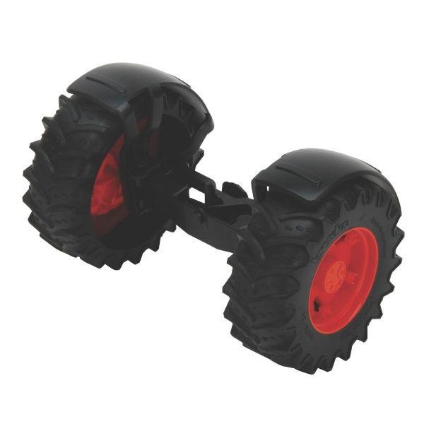 Claas 2000-es traktorhoz első tengely,  Bruder
