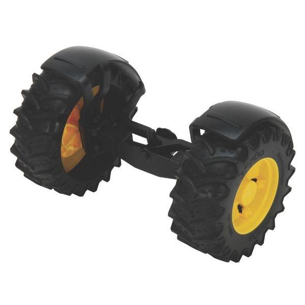 John Deere 3000-es traktorhoz első tengely,  Bruder