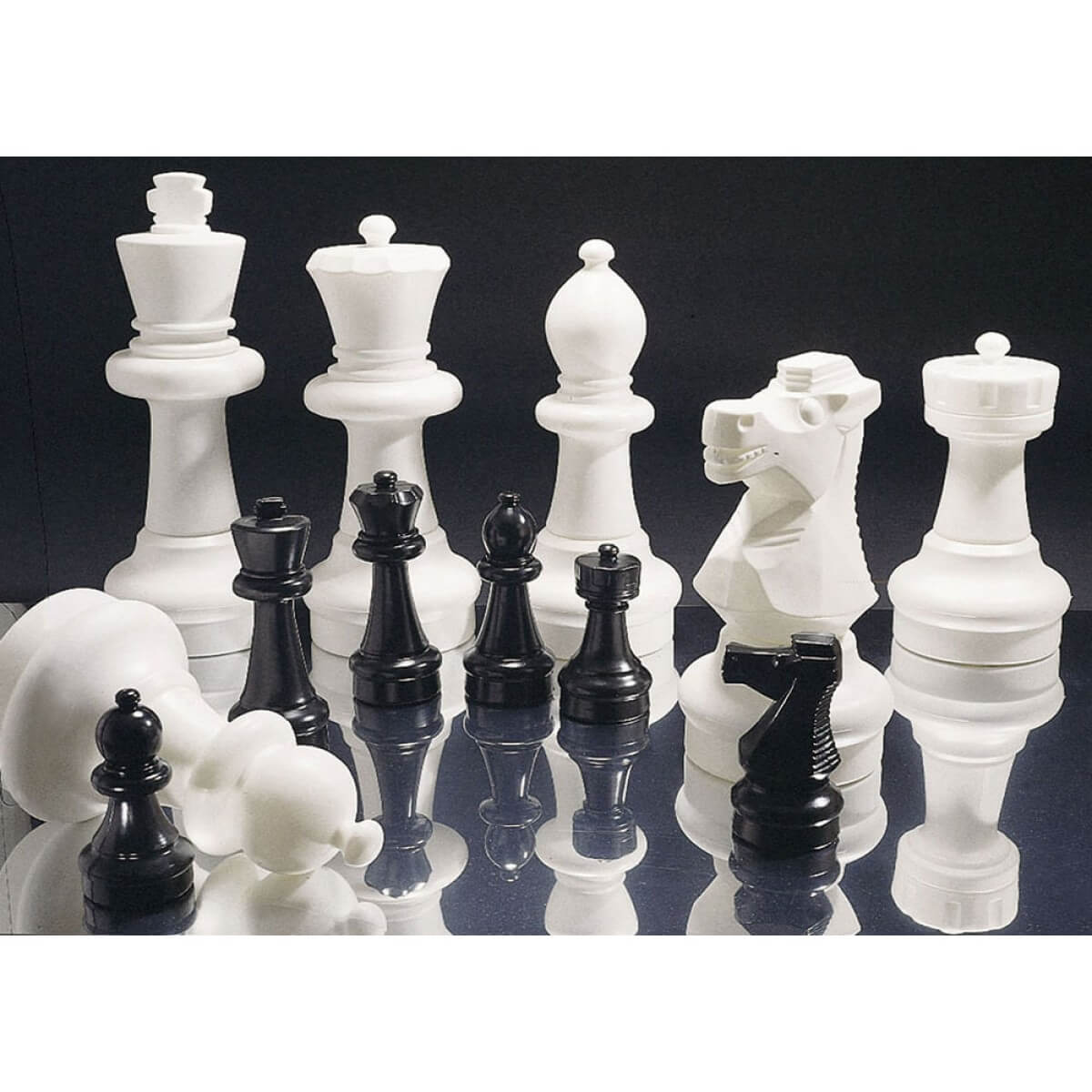 Rolly Kültéri sakkszett, nagy