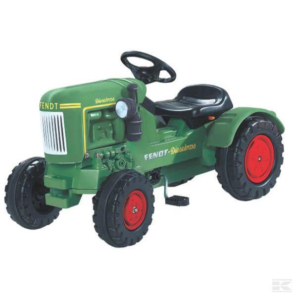 Fendt Dieselross pedálos traktor