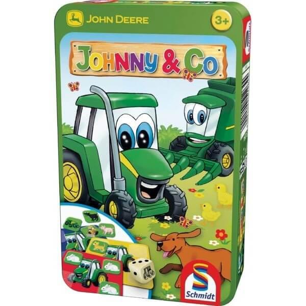 John Deere Johnny & Co. társasjáték, Schmidt
