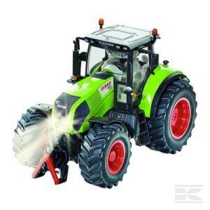 Claas Axion 850 távirányítós traktor
