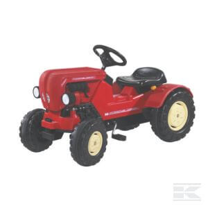 Porsche Diesel Junior pedálos traktor