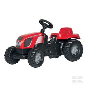 RollyKid Zetor pedálos traktor