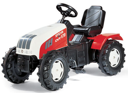 Steyr CVT 170 pedálos traktor, Rolly Toys