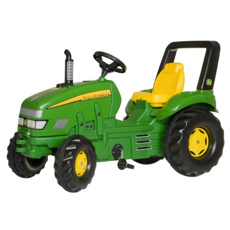 John Deere X Trac pedálos traktor, Rolly Toys