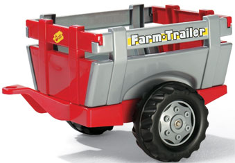 Farm játék utánfutó, Rolly Toys