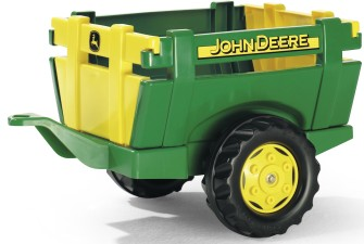 John Deere játék utánfutó, Rolly Toys