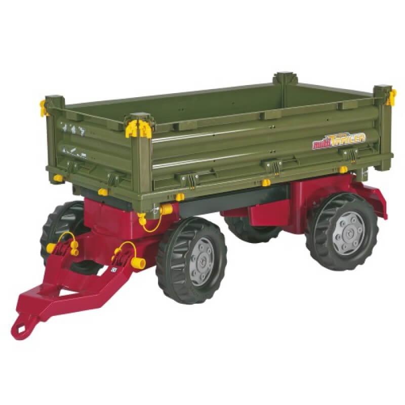 Rolly Multitrailer játék utánfutó, Rolly Toys