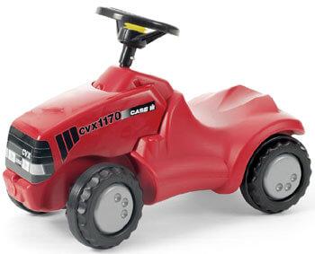Case CVX 1170 Trac lábbal hajtható traktor, RollyToys