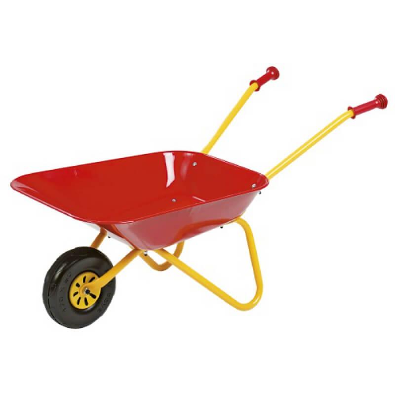 Játék talicska piros színben, Rolly Toys