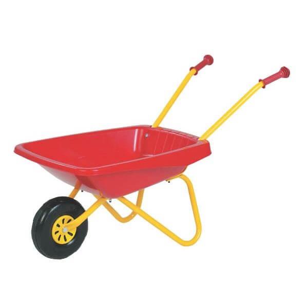 Játék talicska sárga/piros, RollyToys