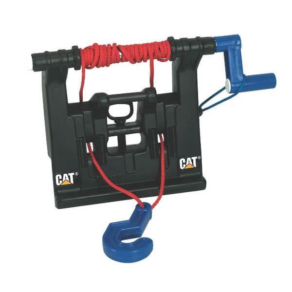 Caterpillar CAT játék csörlő, Rolly Toys