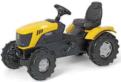 JCB 8250 V-Tronic pedálos traktor, RollyToys