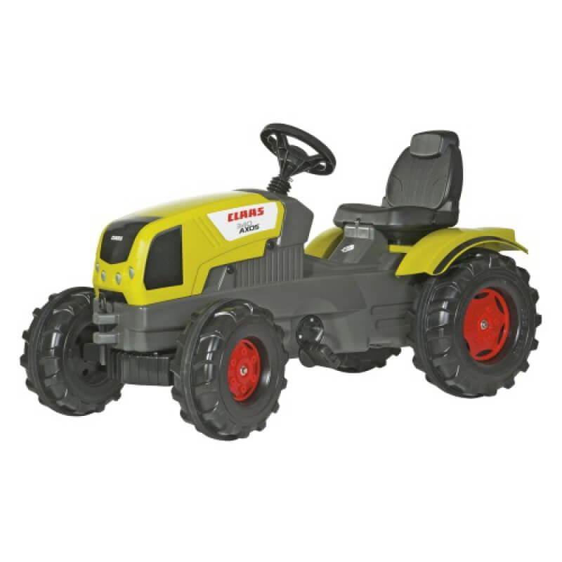 Claas Axos 340 játék pedálos traktor, Rolly Toys
