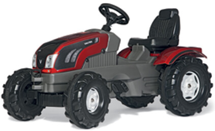 Valtra T163 Farmtrac pedálos traktor, Rolly Toys
