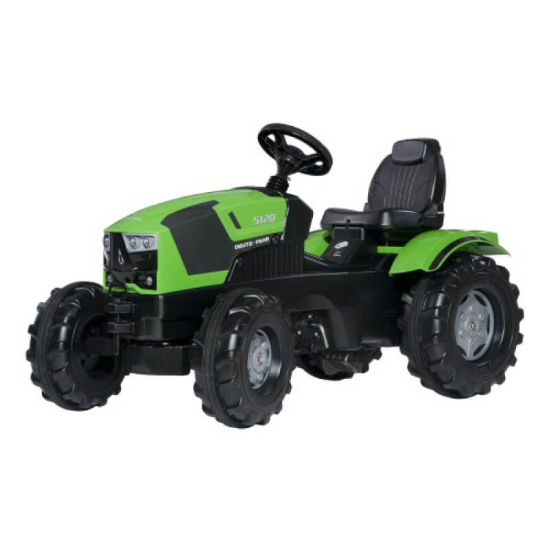 Deutz-Fahr 5120 pedálos traktor, Rolly Toys