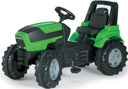 Deutz Agrotron X720 pedálos traktor, Rolly Toys