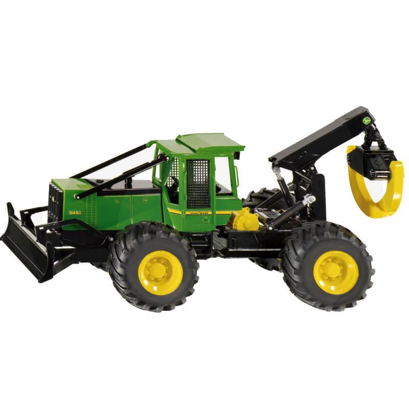 John Deere Skidder traktor