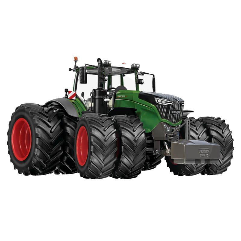 Wiking Ikerkerekes traktor