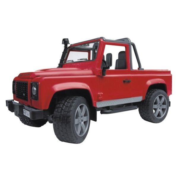 Pick UpLand Rover Defender játék autó, Bruder