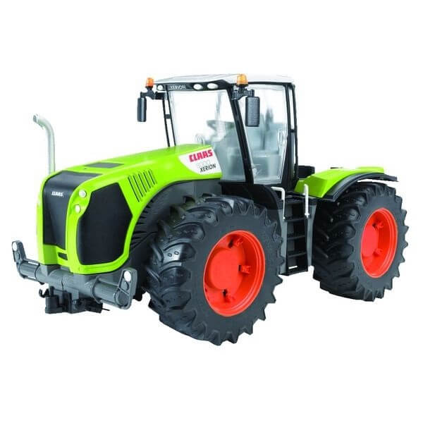 Claas Xerion 5000 játék traktor,  Bruder