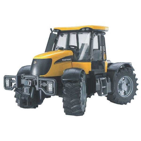 JCB Fastrac 3220 játék traktor,  Bruder