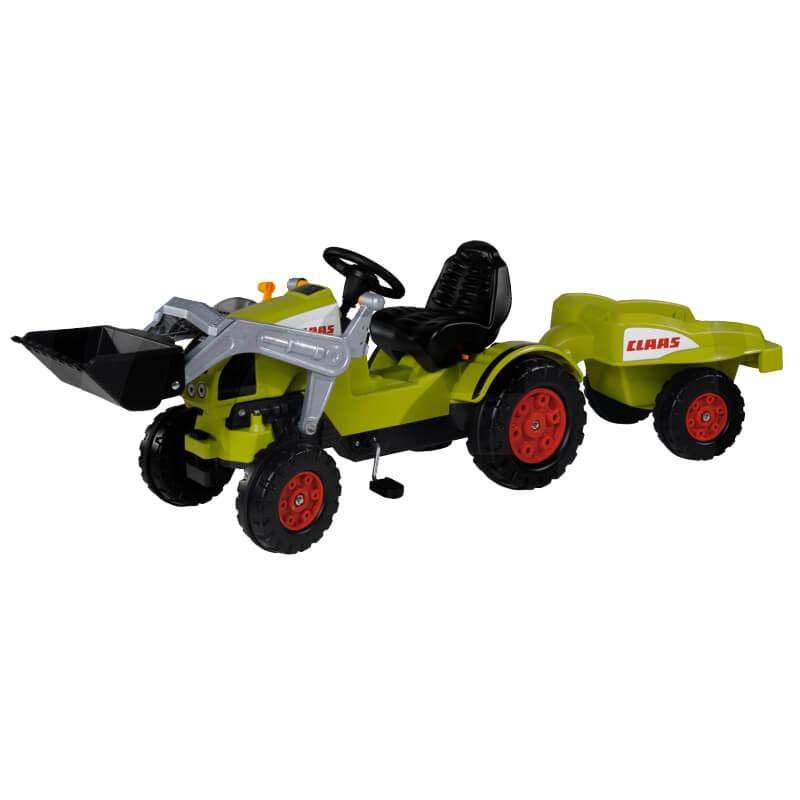 BIG Claas Celtis pedálos traktor