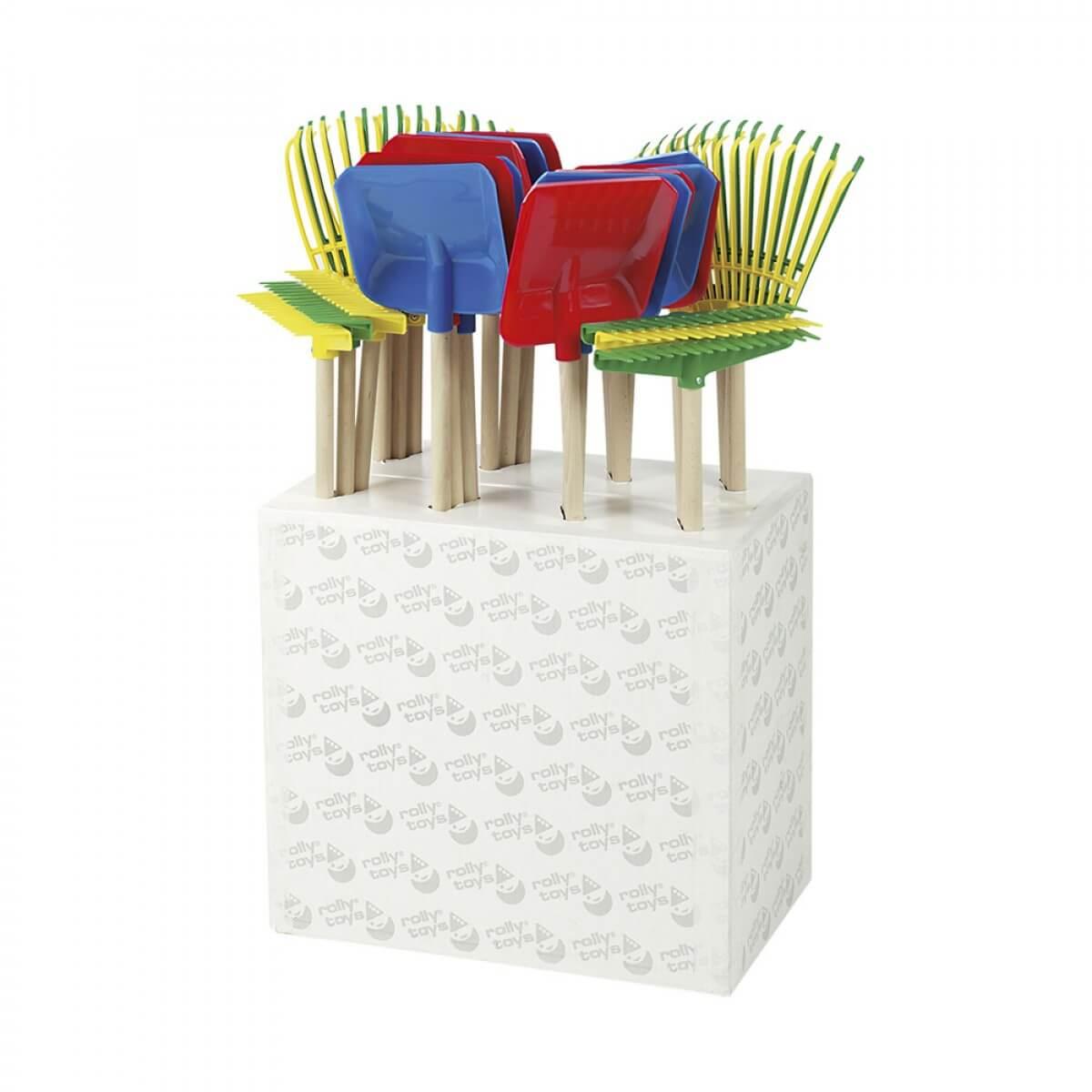Rolly Toys kerti szerszámok készlet