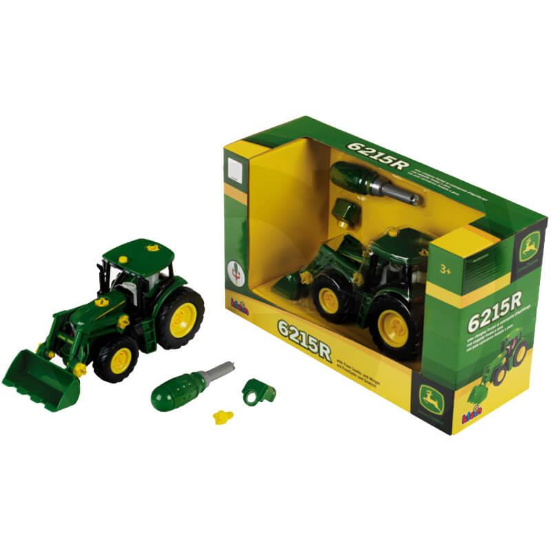 John Deere szerelhető traktor