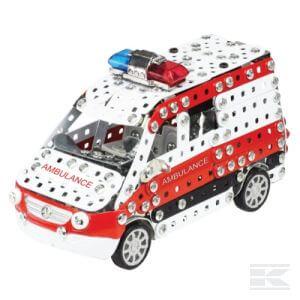 Mercedes Sprinter mentő