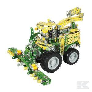 Krone Big kukoricaszecskázó