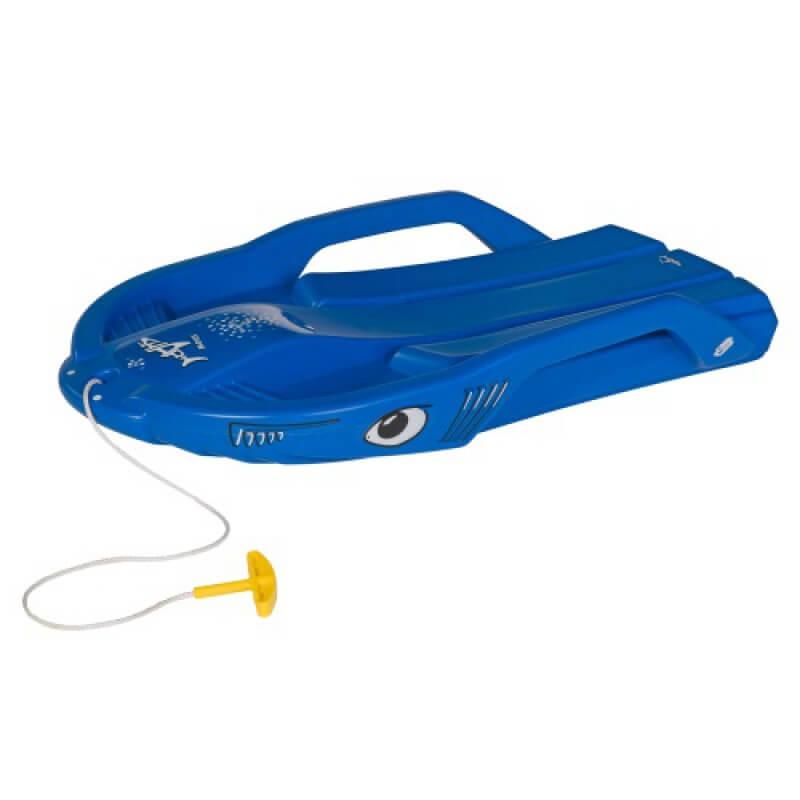 Snow Shark szánkó kék színben, Rolly Toys