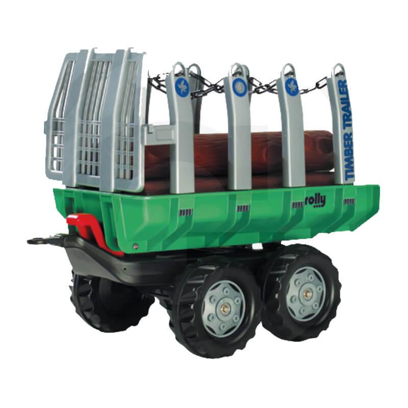 Rolly Toys Rönkszállító pótkocsi
