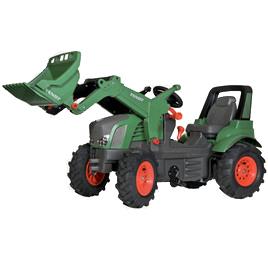Fendt 939 Vario traktor légtömlős abronccsal