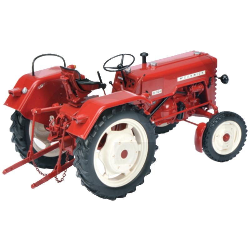 Schuco MC Cormick D326 traktor makett