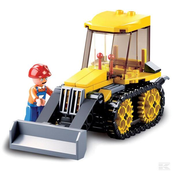 Sluban buldozer