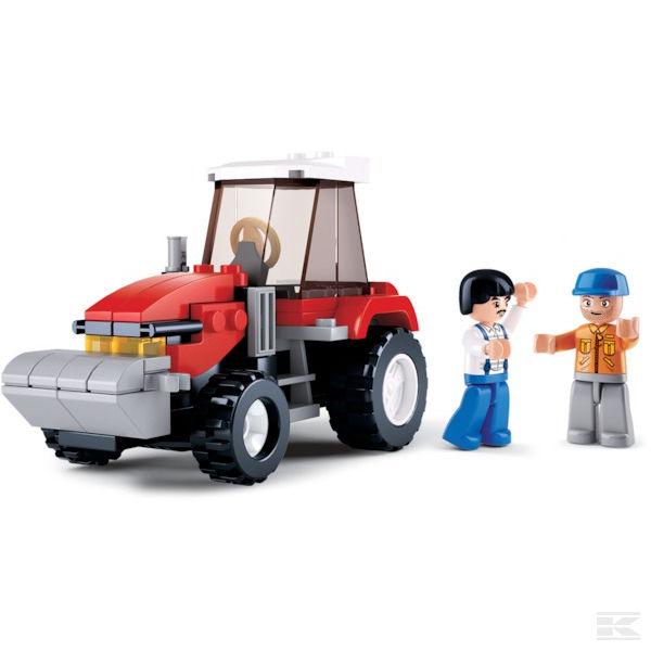 Sluban traktor