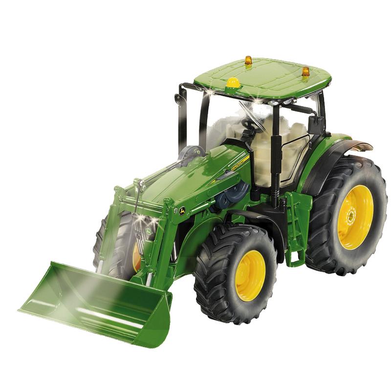 Siku John Deere 7R távirányítós traktor