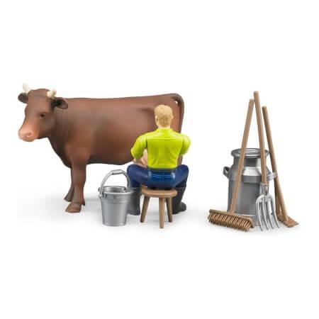 Mezőgazdasági figura szett