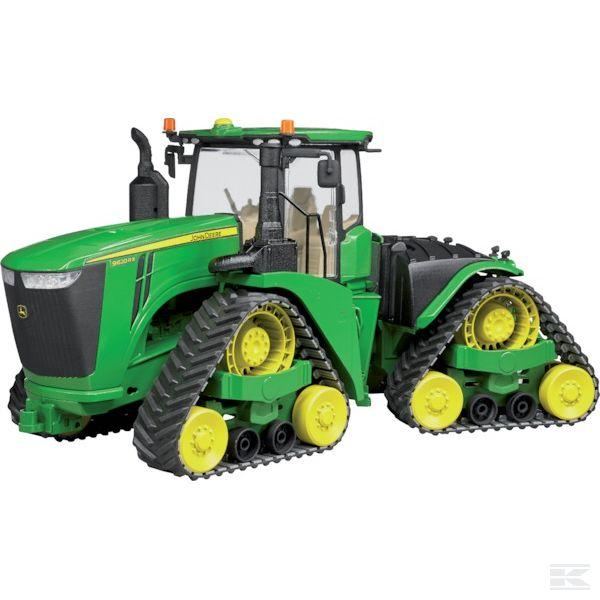 John Deere 9620 Rx traktor