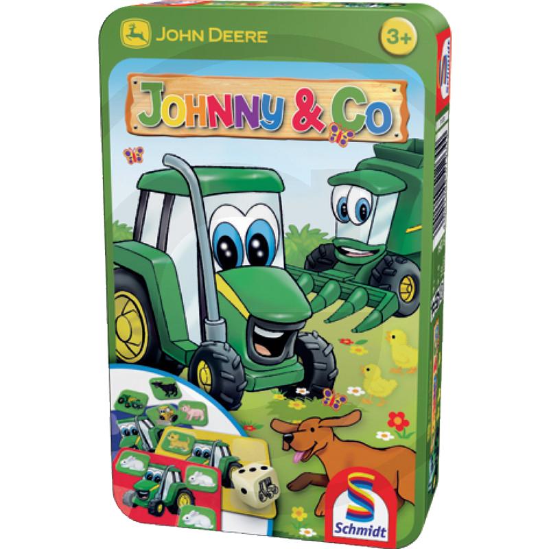 John Deere Johnny and Co társasjáték
