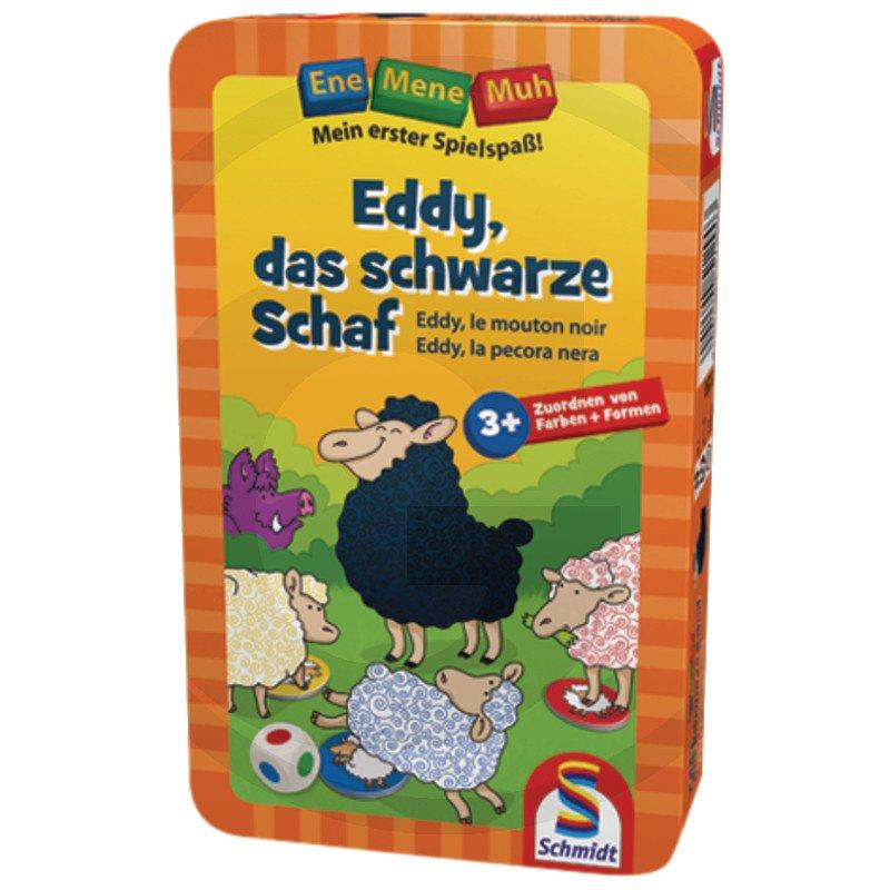Eddy, a fekete juh társasjáték