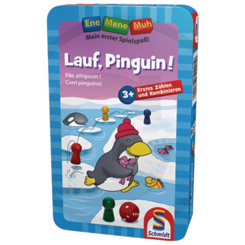 Fuss pingvin társasjáték