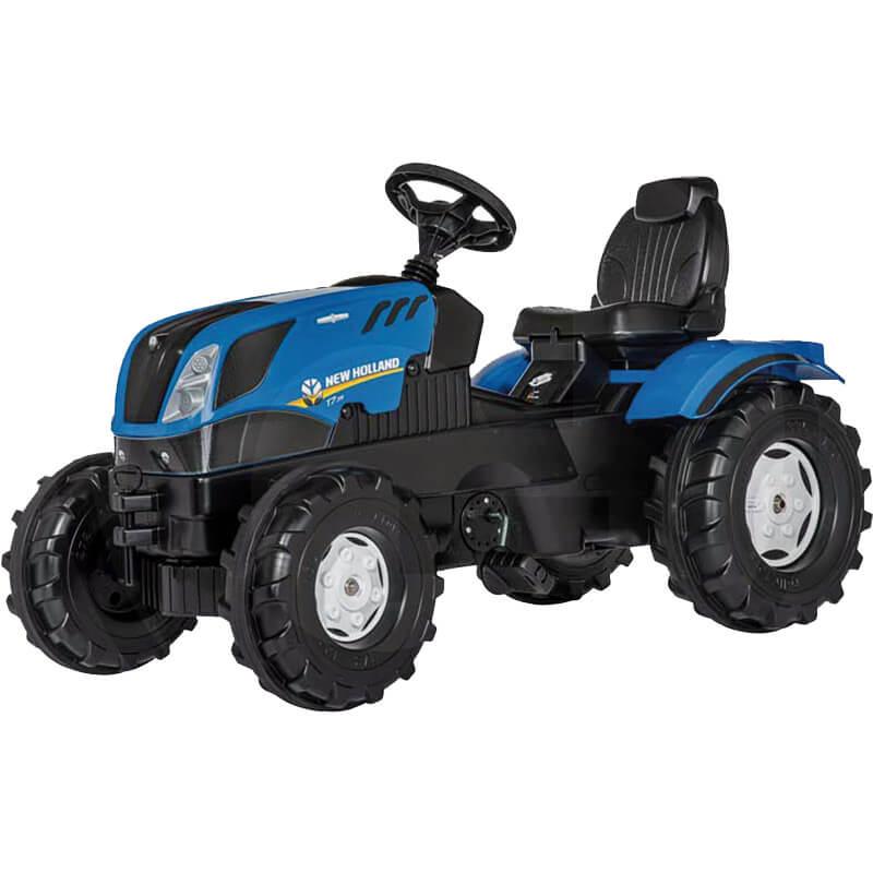 Rolly Toys New Holland Pedálos traktor