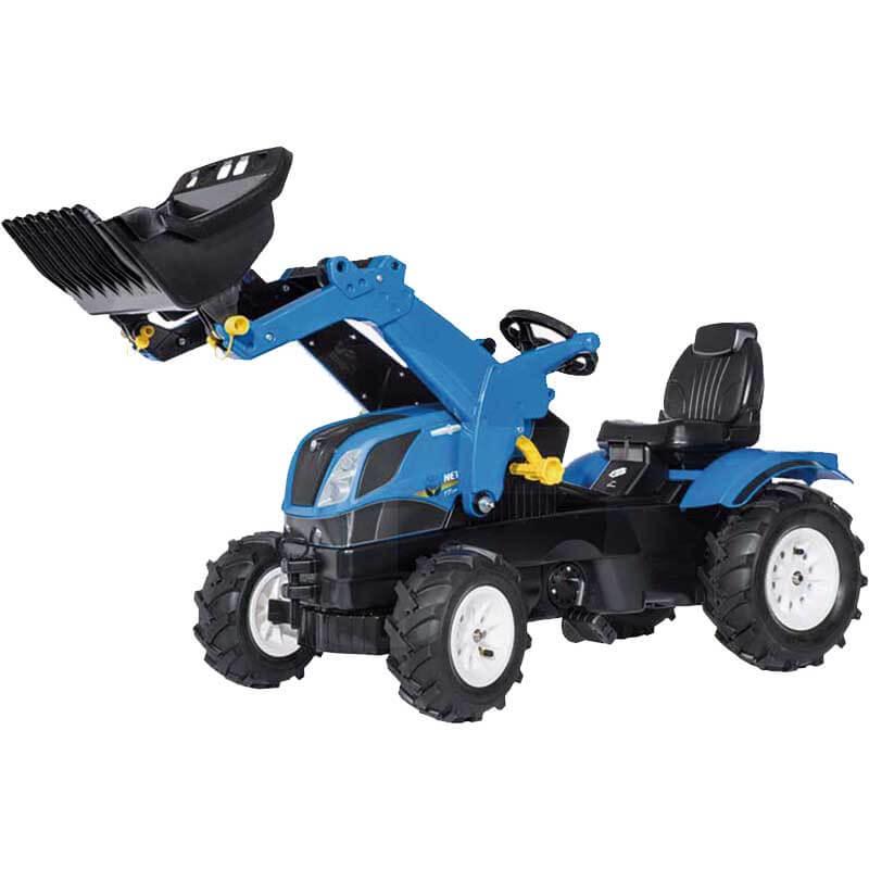 Rolly Toys New Holland Farmtrac